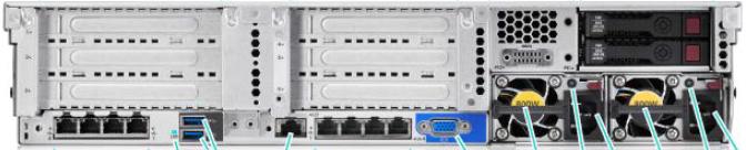 HP DL360 Server
